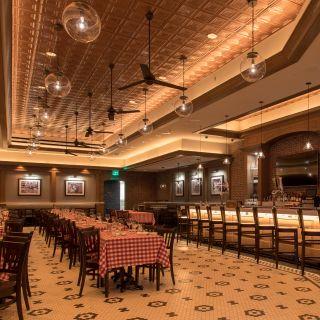 A photo of Oliveto restaurant
