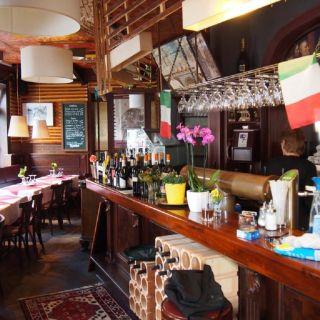 A photo of Trattoria Roma Sparita restaurant