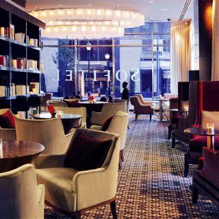 A photo of Liberte Lounge restaurant