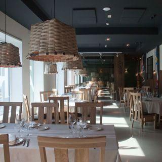 Una foto del restaurante Sagardi Castellana