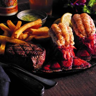 A photo of Black Angus Steakhouse - Santa Ana restaurant