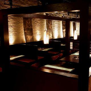 A photo of Gyu-Kaku - New York, NY | East Village restaurant