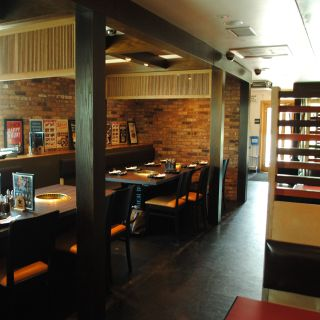 A photo of Gyu-Kaku - Tustin, CA restaurant