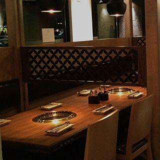 A photo of Gyu-Kaku - Cupertino, CA restaurant