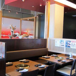 A photo of Gyu-Kaku - Valencia, CA restaurant