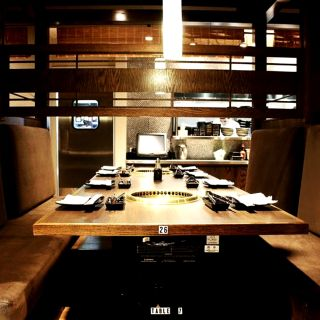 A photo of Gyu-Kaku - Richmond, BC restaurant