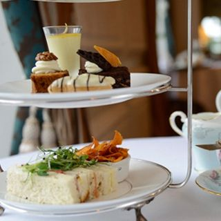 A photo of Afternoon Tea at Ston Easton Park restaurant