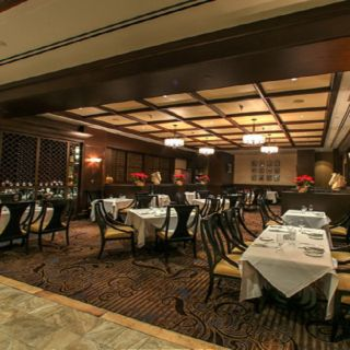 A photo of RW Prime Steakhouse at Resort's World Casino NYC restaurant