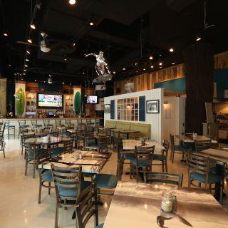 A photo of Big Kahuna restaurant