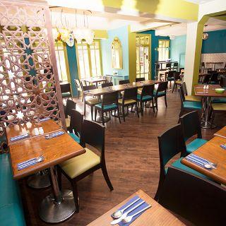 A photo of Pizza House Mediterranean Restaurant restaurant