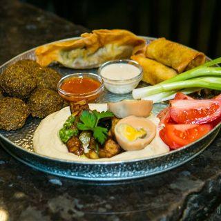 A photo of Hummus Bar & Grill restaurant