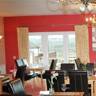 Foto von Queen's Head Finghall Restaurant