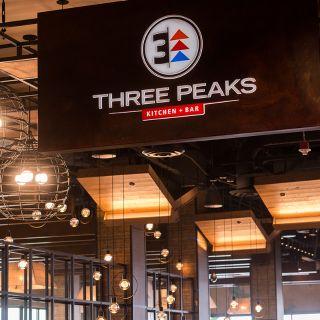 A photo of Three Peaks Kitchen + Bar restaurant