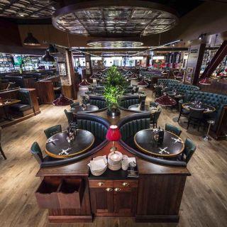 A photo of Coast to Coast - Trafford Centre restaurant