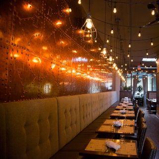 A photo of Mercer Hall restaurant