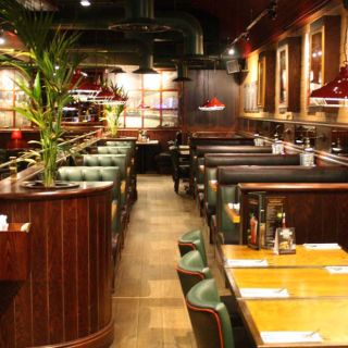 Foto von Filling Station - Edinburgh Restaurant