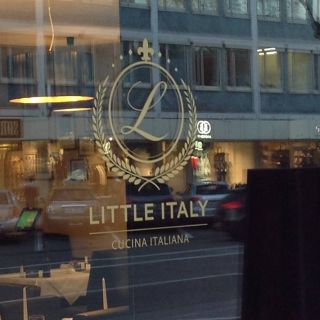 A photo of Little Italy restaurant