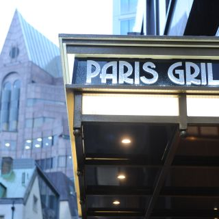 A photo of Le Paris Grill - Tower Hill restaurant
