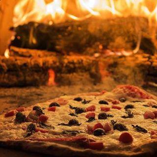 A photo of Amici Brick Oven Pizza restaurant