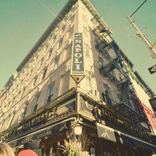 A photo of Caffe Napoli restaurant