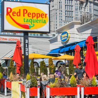 A photo of Red Pepper Taqueria - Buckhead restaurant