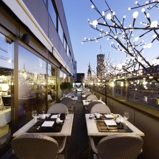 Foto von YOSHI im Alsterhaus Restaurant