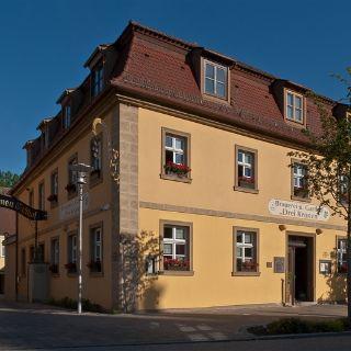 A photo of Hotel & Brauereigasthof Drei Kronen restaurant