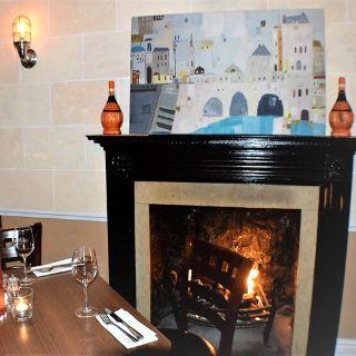 A photo of Antica Pulteney Bridge Restaurant restaurant