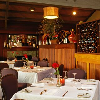 A photo of Bay View Restaurant - Inn at the Tides restaurant