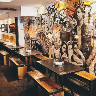 A photo of La Carnita- College restaurant
