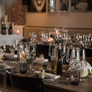 Foto von Giuseppe e amici an der Alten Spinnerei Restaurant