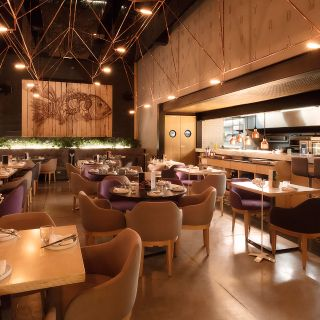 Una foto del restaurante Intro Restaurant