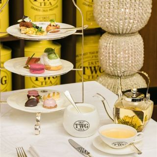 A photo of TWG Tea Salon & Boutique restaurant