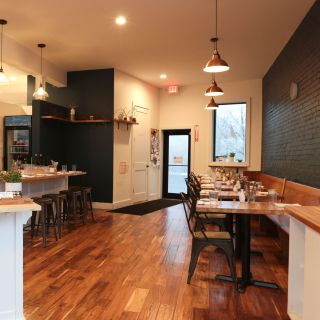A photo of The Kitchen at Noca restaurant