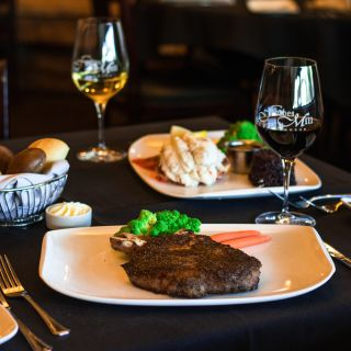 A photo of Forbes Mill Steakhouse - Los Gatos restaurant