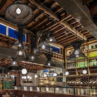 A photo of Agricola Street Brasserie restaurant