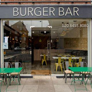 A photo of Burger Bar restaurant
