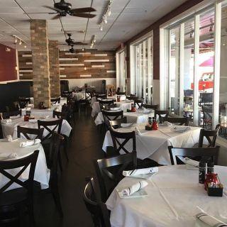 A photo of Spritz City Bistro restaurant