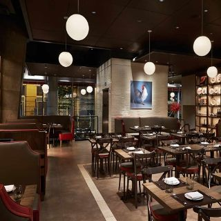 A photo of DBGB DC restaurant