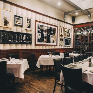 A photo of Rocco Steakhouse restaurant