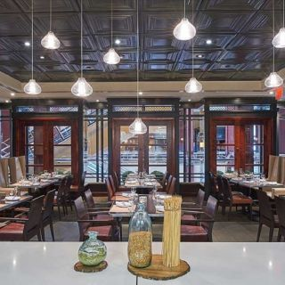 BnB Toronto - Bistro and Bar- Sheraton Centre Toronto Hotel