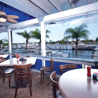 A photo of Pirate's Cove restaurant