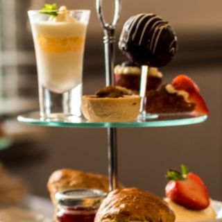 A photo of Afternoon Tea at The Elephant Hotel restaurant