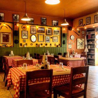 A photo of La Pergoletta restaurant