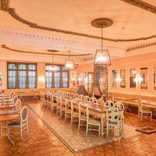 A photo of Aubaine Notting Hill restaurant