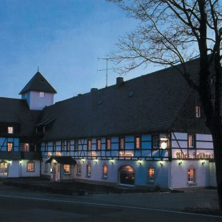 A photo of Dunkelrestaurant - Hotel Altes Zollhaus restaurant