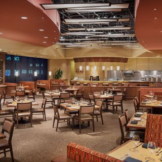 A photo of Bazille - Nordstrom NorthPark Center restaurant