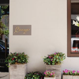 A photo of Caravaggio New York restaurant