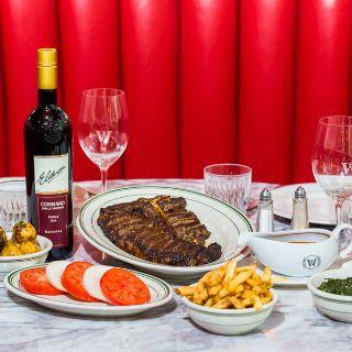 A photo of Walter's Steakhouse - Brisbane restaurant