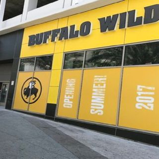 A photo of Buffalo Wild Wings - Koreatown restaurant